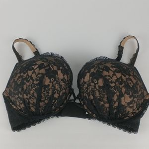 Victoria's Secret miraculous plunge push up bra